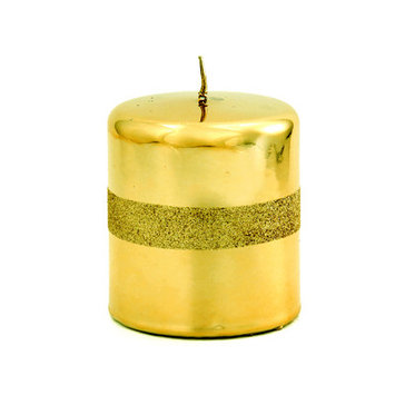 Intrada Romanza Pillar Candle Size: Small