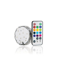 Enviromate Color Changing Puck LED 3-Light Night Light