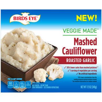 Birds Eye® Roasted Garlic Mashed Cauliflower 12 oz. Box