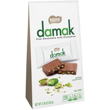 NESTLE DAMAK Chocolate with Pistachios 4.76 oz. Pack
