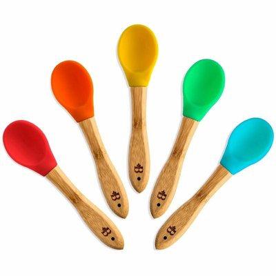Latitude Run Louisburg Bamboo Spoon Set