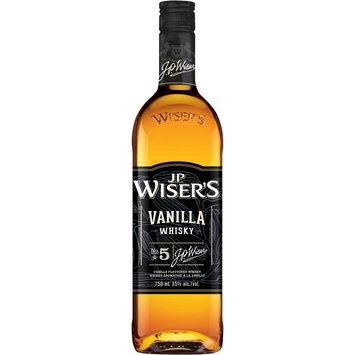 J.P. Wiser's Whisky Canada Vanilla 750ml Bottle