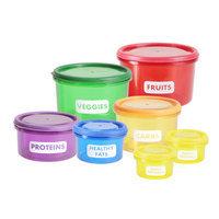 15 Piece Food Storage Container Set