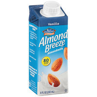 Blue Diamond® Almond Breeze® Vanilla Almondmilk 8 fl. oz. Aseptic Carton