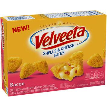 Velveeta Bacon Shells & Cheese Bites 7 oz. Box
