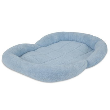 Petmate Puppy Bolster Dog Bed Color: Blue