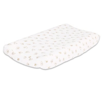 The Peanut Shell Butterfly Changing Pad Cover