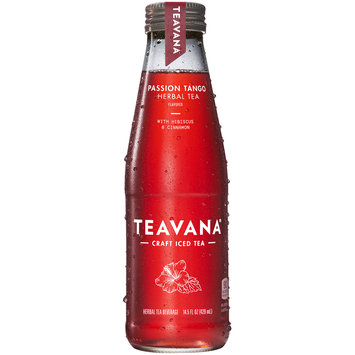 Teavana® Passion Tango Iced Herbal Tea 14.5 fl. oz. Glass Bottle