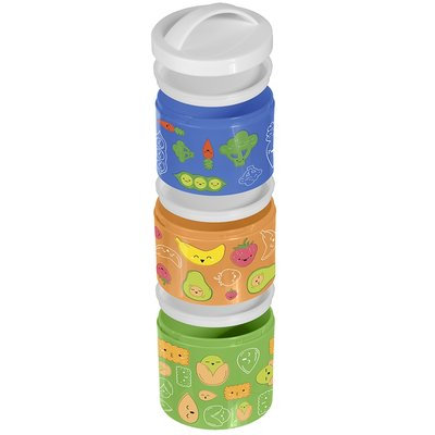 Rebrilliant Vidmar Kid Snack Bento 21 Oz. Food Storage Container