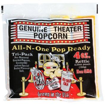 Superior Popcorn Company Gourmet Theater Popcorn Size: 4 oz.