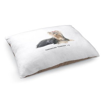 Kavka Yorkshire Terrier Pet Pillow
