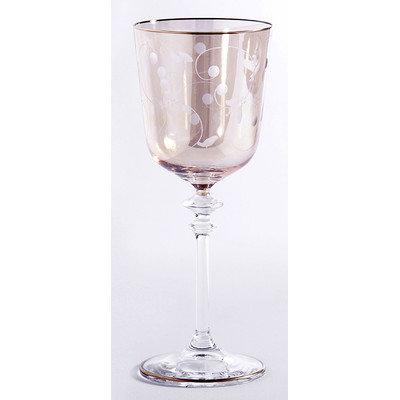 Intrada Lucy 9 oz. Stemmed Water Glass