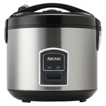 Aroma 20-Cup Cool Touch Rice Cooker/Food Steamer