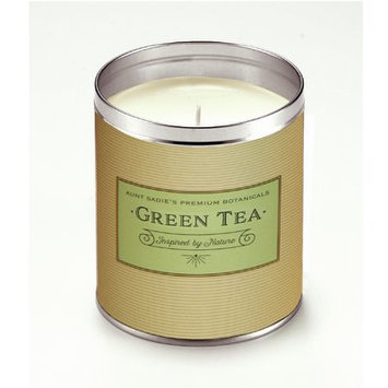 Aunt Apothecary Green Tea Jar Candle