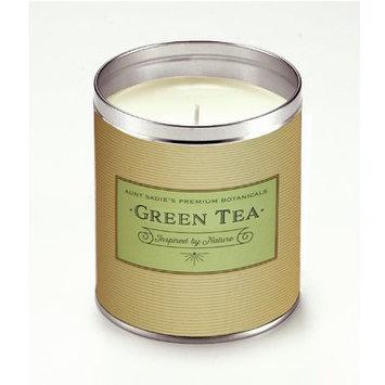 Aunt Apothecary Green Tea Jar Candle