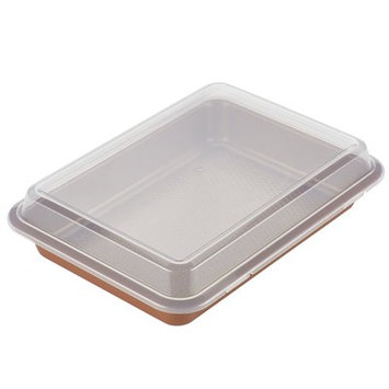 Ayesha Curry 9x13 Copper Covered Cake Pan
