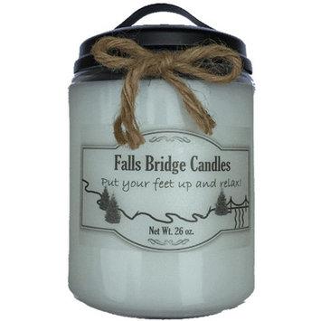 Fallsbridgecandles Spearmint and Basil Scented Jar Candle Size: 6.5