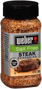 Weber® Salt Free Steak Seasoning 7.25 oz. Shaker