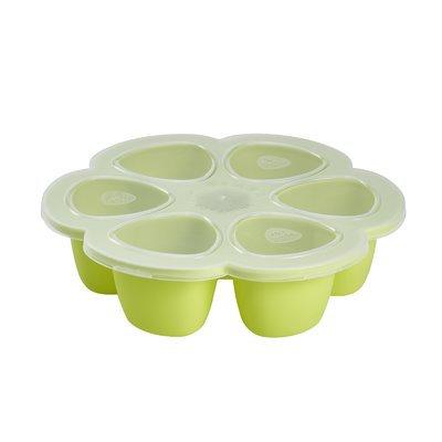 Beaba 3 Ounce Multiportions Freezer Tray - Neon