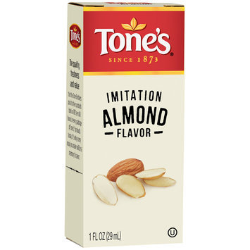 Tone's® Imitation Almond Extract 1 fl. oz. Bottle