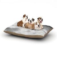 East Urban Home Debbra Obertanec 'Friendship' Dog Pillow with Fleece Cozy Top Size: Small (40
