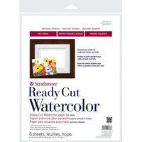 Strathmore Ready Cut W/C Sheet 11x14 140lb Hp