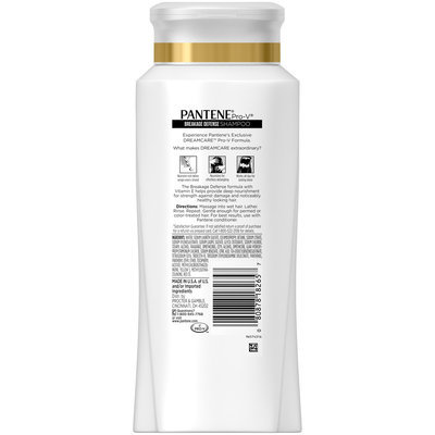 Pantene Pro-V Dream Care Breakage Defense Shampoo 20.1 fl. oz. Bottle