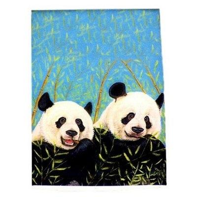 Betsy Drake Interiors Pandas Hand Towel