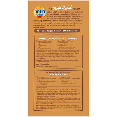 Gold Medal™ Organic All Purpose Flour 10 lb. Bag
