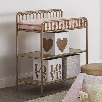 Little Seeds Monarch Hill Changing Table Finish: Gold