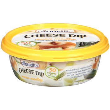 Alouette® Onion Medley Cheese Dip 8 oz. Tub