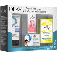 Olay Daily Essentials Refresh + Recharge Gift Set
