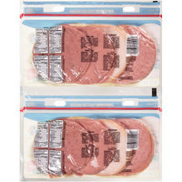 Butterball® Turkey Ham/White Turkey/Turkey Bologna/Turkey Salami Variety Pack 2-12 oz. ZIP-PAK®