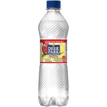DEER PARK Sparkling Natural Spring Water Pomegranate Lemonade 0.5L Bottle