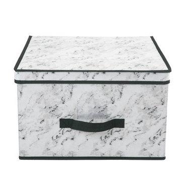 Ebern Designs Plastic Storage Box