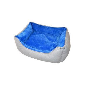 Aleko Puppy Soft Bed Sleeping Bag Warm Pet Bolster Size: 9