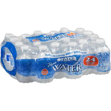 Stater Bros.® Pure Water 24-10 fl. oz. Bottles