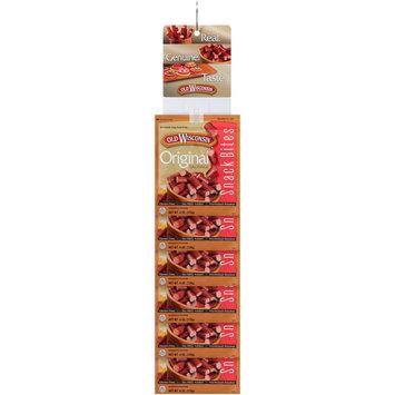 Old Wisconsin® Original Sausage Snack Bites 6 oz. Pouch