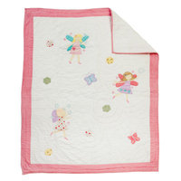 Amity Home Fairy Baby Quilt