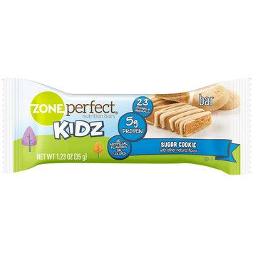 Zone Perfect® Kidz Sugar Cookie Nutrition Bar 1.23 oz. Wrapper