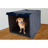 Pegasus Home Fashions Pet Crate Cover Size: 48