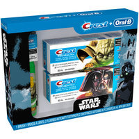 Mixed Crest & Oral-B Pro-Health Jr. Star Wars Special Pack