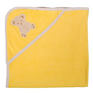 Tadpoles Bear Newborn Baby Hooded Bath Towel
