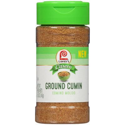 Lawry's® Casero Ground Cumin 1.62 oz. Shaker