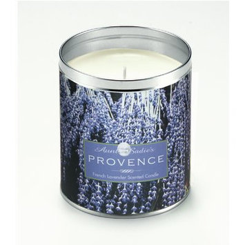 Aunt Provence Bouquets French Lavender Jar Candle