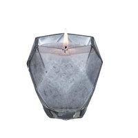 Bungalow Rose Amethyst Jewel Glass Scent Jar Candle Color: Blue/Purple
