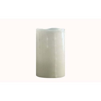Essential Decor & Beyond Flameless Candle Size: 6