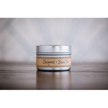 Seventhavenueapothecary Bergamot and Black Tea Jar Candle Size: 2