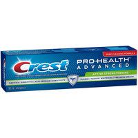 Crest® Pro Health™ Advanced Active Strengthening Toothpaste 90 mL Box