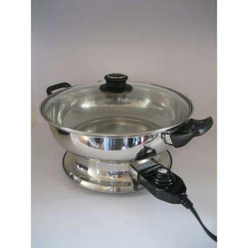 City St Hot Pot Food Steamer with Lid